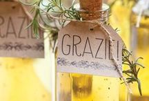 Italian wedding flavors / Great Italian souvenirs for your guests