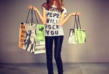 Patrizia Pepe #OFFBEAT SS14  / #patriziapepeoffbeat