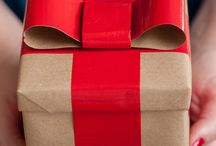 Giftwrapping & Packaging Ideas