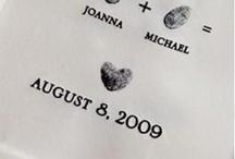*** Hochzeit - Fingerprint ***