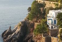 """Hotel Villa San Michele / Hotel Villa San Michele   Ravello   Amalfi Coast   Italy - """"For the Amalfi inhabitants who will go to Paradise it will be a day like all the others"""" (R. Fucini)"""