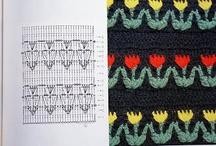 crochet tulipa