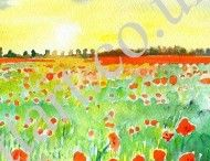 WW1 / Original art by David