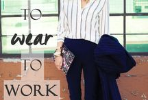 BUSINESS FASHION // MODE FÜRS BÜRO / BUSINESS FASHION FOR WORKING MOMS