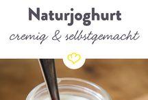 Rezepte - Eis, Joghurt & Co
