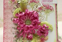Enchanted Mum Collection / A garden of enchantment awaits you with the bold, bodacious Enchanted Mum collection from Heartfelt Creations. Lively breathtaking chrysanthemum, festive colors and uplifting floral designs will help your spirits soar as you make a project you love to create and give.