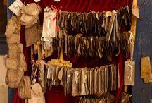 "shrines, altars, reliquaries, votive offerings, sacred art / appunti per il mio pregetto ""shrines"""