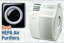 Best HEPA Air Purifiers