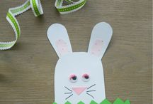 Easter Crafts For Kids / Easter craft ideas for toddlers and children
