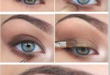Friends makeup