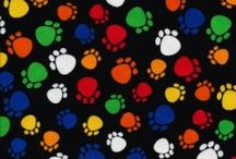 paw prints / by Christy Everson