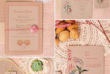 cool invitations diy / by Veronica Lorenzon