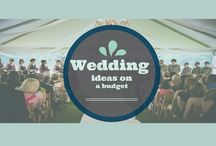 Wedding Ideas on a Budget / Trying to save money on your wedding? Cute decor ideas as well as favors, and everything you need to plan your wedding! TO BE ADDED TO THE GROUP BOARD… 1) Follow Me (10Awesome) and 2) Email 10awesome.com@gmail.com PLEASE KEEP PINS RELEVANT! Happy Pinning! :)