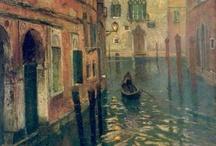 Fritz Thaulow / il poeta dell'acqua...