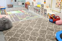 Playroom setup and ideas
