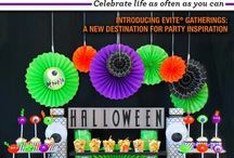 Halloween Inspiration / Party Like A Monstar and MORE!