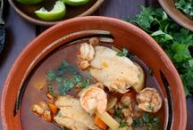 Comida / Spanish/mexican recipes