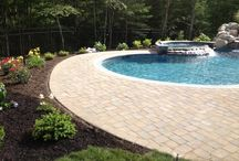 Pool Landscaping / You've invested a lot of money installing a pool. Now, go the extra step, and surround it with some beautiful plantings!