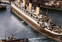 RMS Olympic / All about the TItanic sister ship, the RMS Olympic.