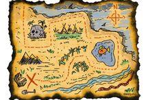 Карты и клады