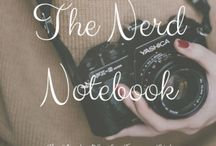 ••The Nerd Notebook••