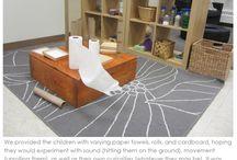 Kindergarten - Block Play / by Krista Farrell