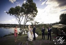 Sydney Outdoor Ceremonies / Sydney with it's iconic harbour, beaches, gardens and national parks combined with a friendly climate for the majority of the year, provides numerous opportunities to plan your ceremony in the great outdoors.