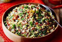 BIG Salads!