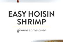 Shrimps recipe