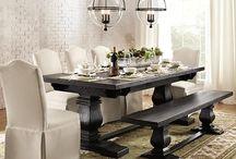 Spisebordsmøbler