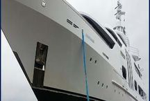 Megayachts Rigging / Megayacht rigging for new installs, surveys and testing, repair and service.