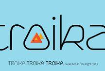 Troika Font Download