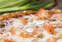 pizza et quiches
