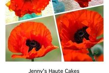 Remembrance Day cakes