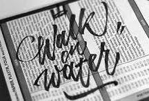 Kalligraphy