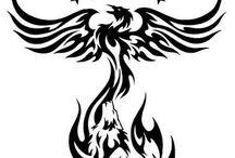 Phoenix & Wolf