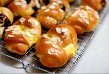 bikin kue/roti