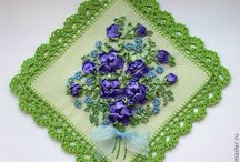 Crochet With Ribbones