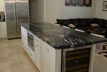 Islands and Countertops by Kitchen Designs & More