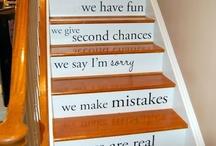 stairs / by Juliana Harrison