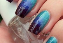 InnovatioNAIL Fragyl Mari, nails  / Sassy bold nails. Nail Polish. Nail Art. Nail care. DIY nails  / by Fragyl Mari