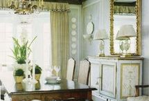 Interiors - Dining  / by Sacha Renner
