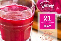 juice it girl! / Juicing