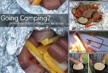 Camping / by Cassandra Giller