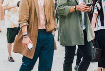 Mode urbaine masculine