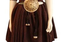 Bronze - Iron age clothing
