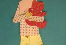 Feminist Paper Dolls March 2013 / by Bridget McAlonan