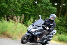 Test Kymco Xciting 400i ABS