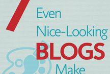 Ideas // blog tips