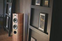 speaker set ups